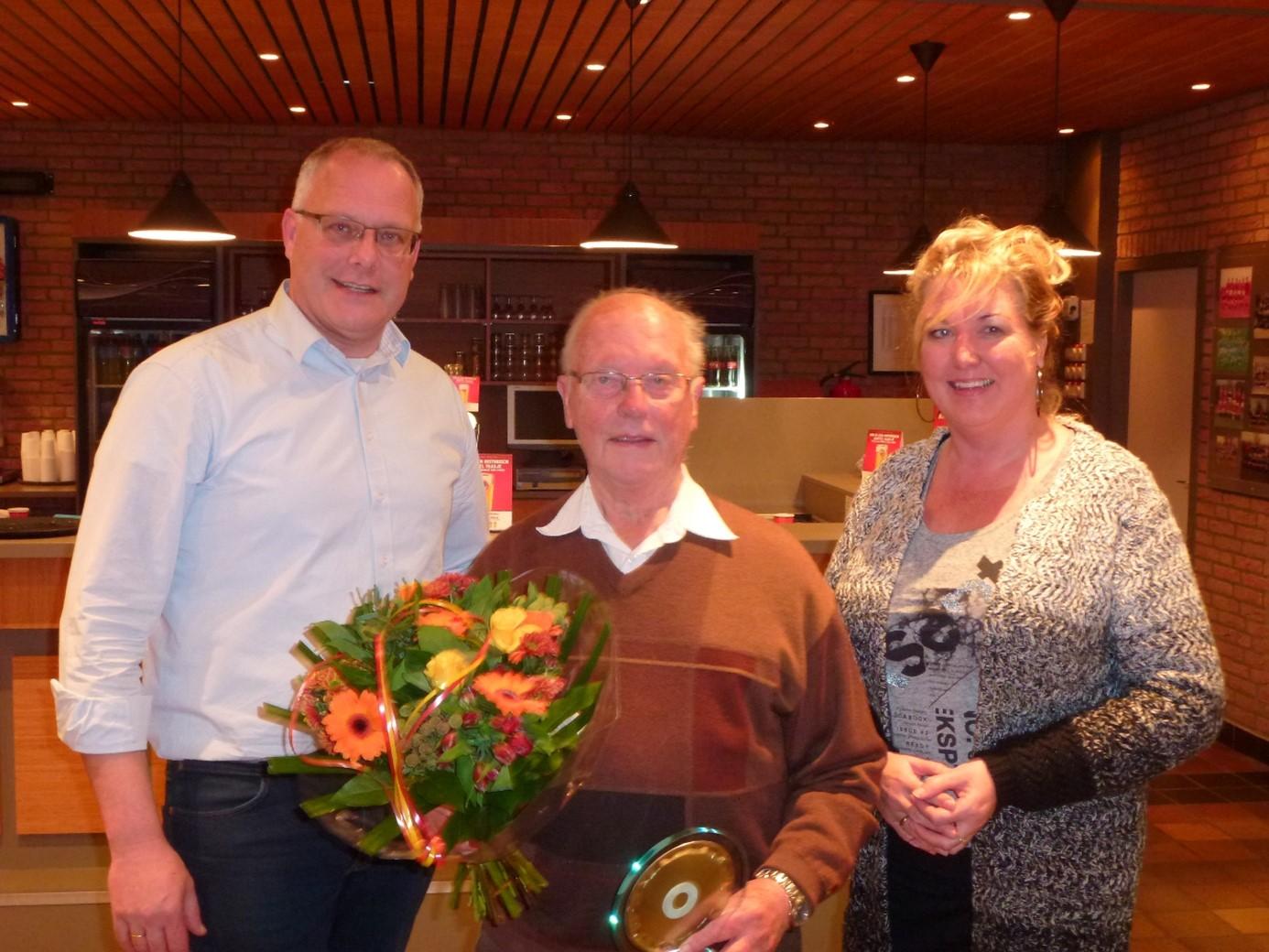 In memoriam Joop Hagedoorn